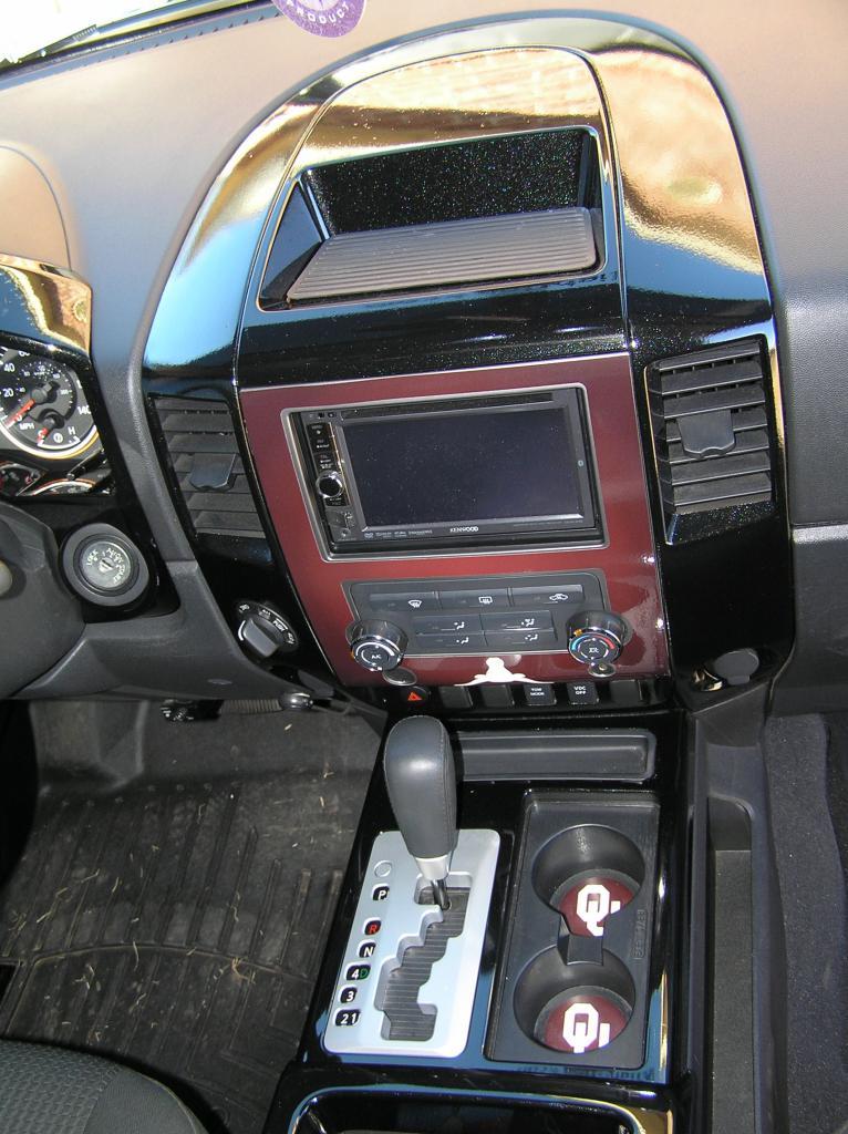 Looking For Dash Bezel Nissan Titan Forum