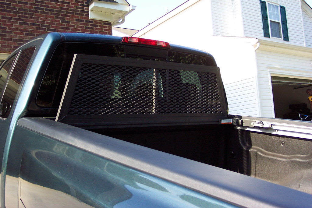 Another use for bed divider - Nissan Titan Forum