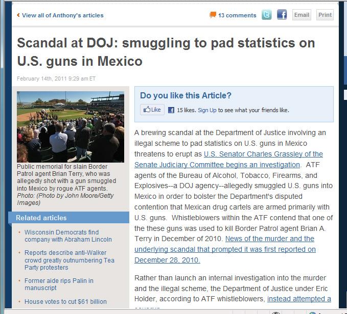 Mexican Cartels and Arizona Guns - Something Doesn't Add Up-doj.jpg