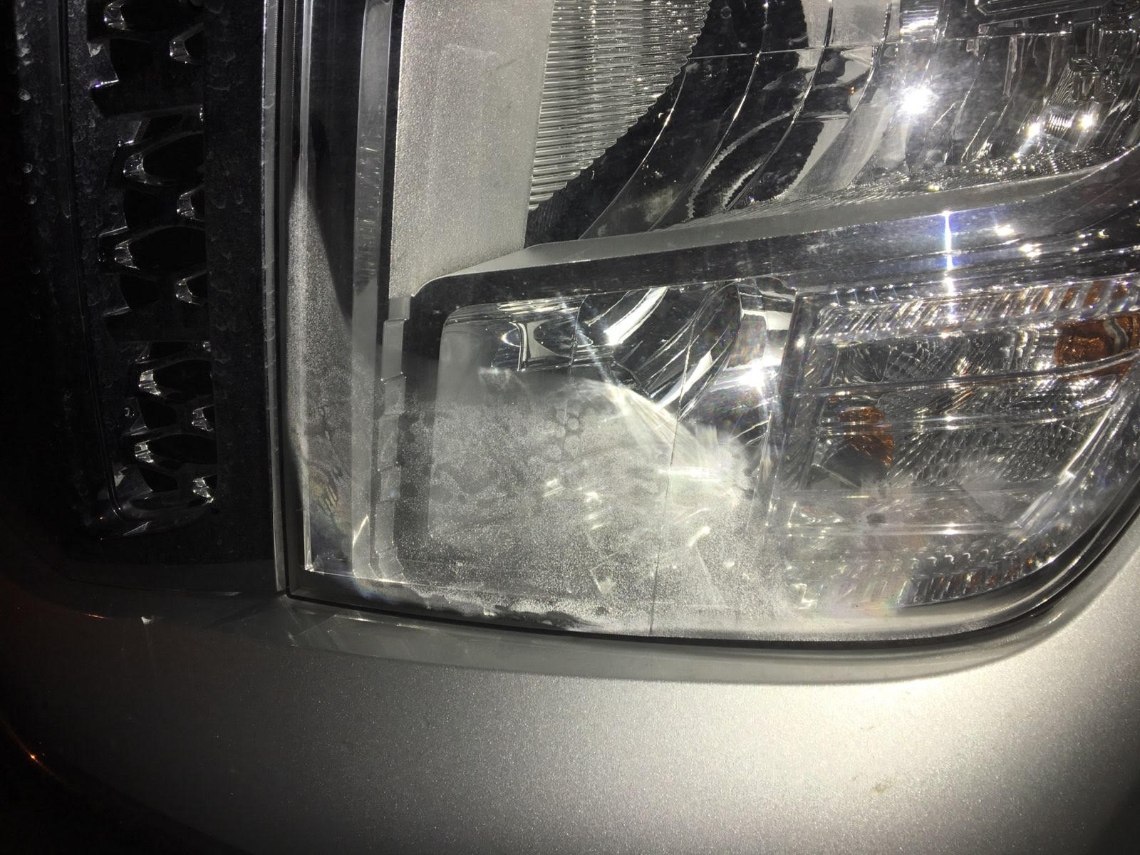 2017 Sv Headlight Condensation Nissan Titan Forum