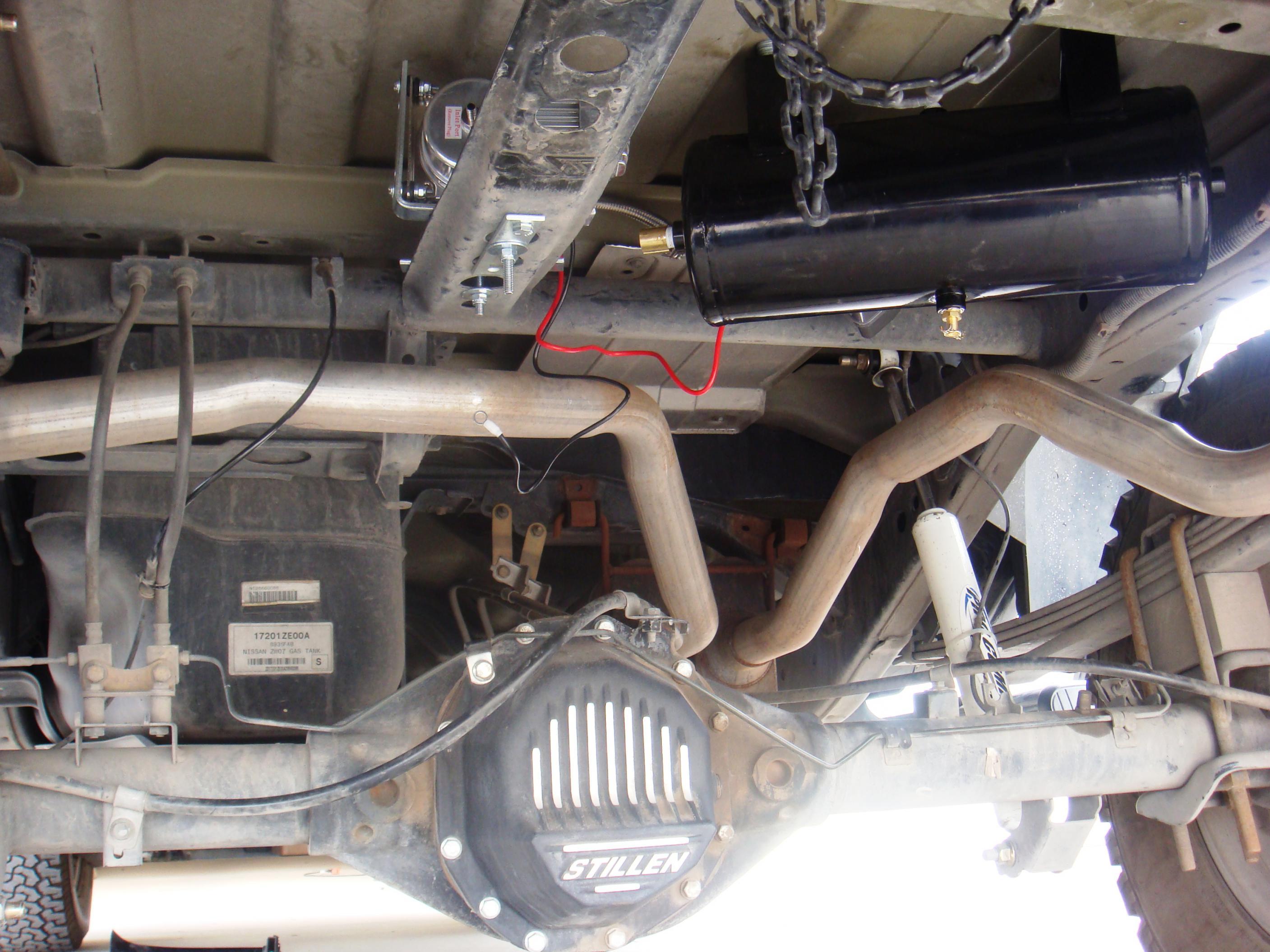 Nissan Of Paducah >> X-Mas gift = Train horn - Nissan Titan Forum