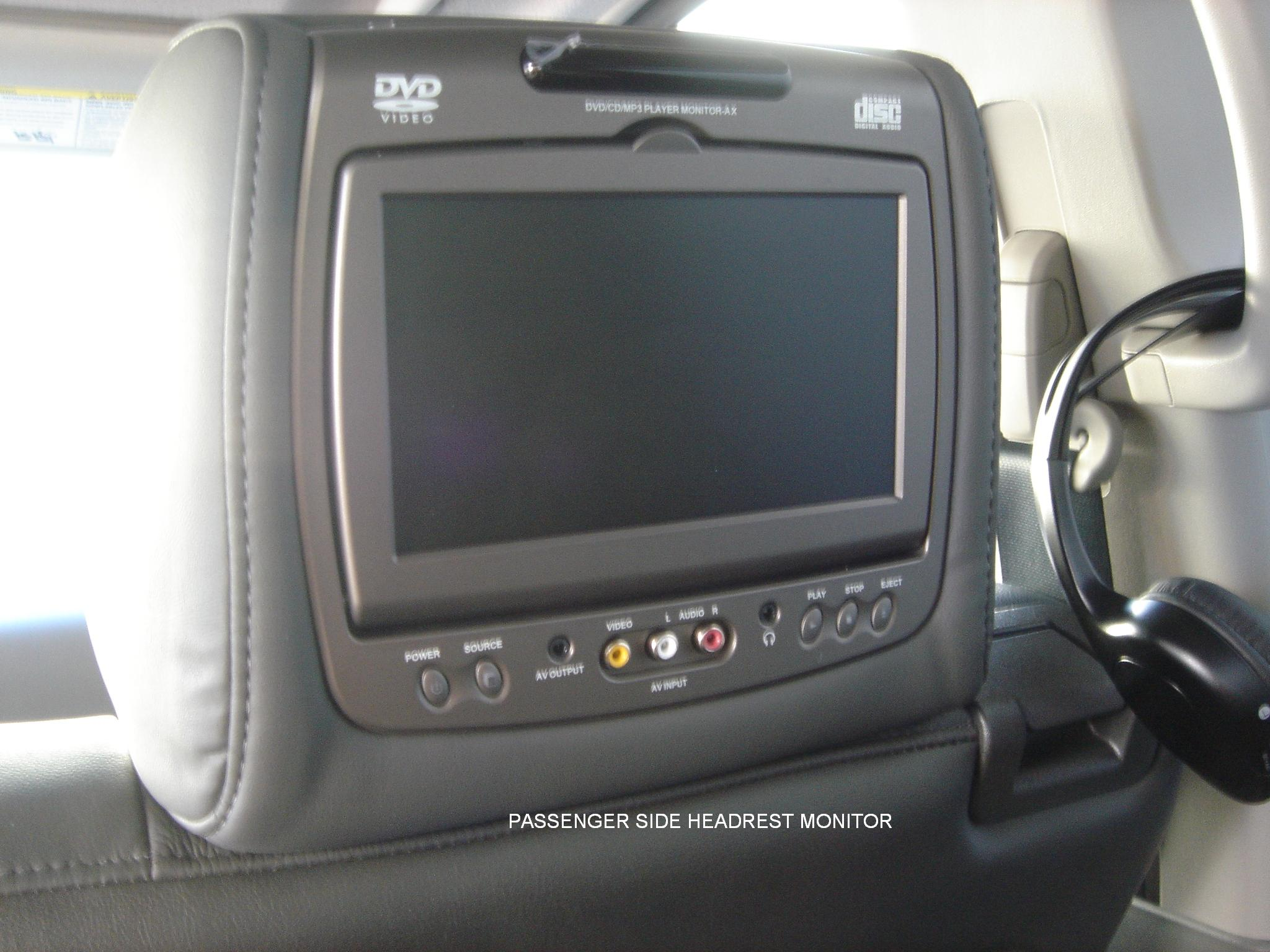 Wiring Diagram For Headrest Monitors Page 2 And Factory Diagrams Dvd Pictures Kia Full Selection Of Replacement Rh Transejecutivodelllano Com Automotive Car Subwoofer