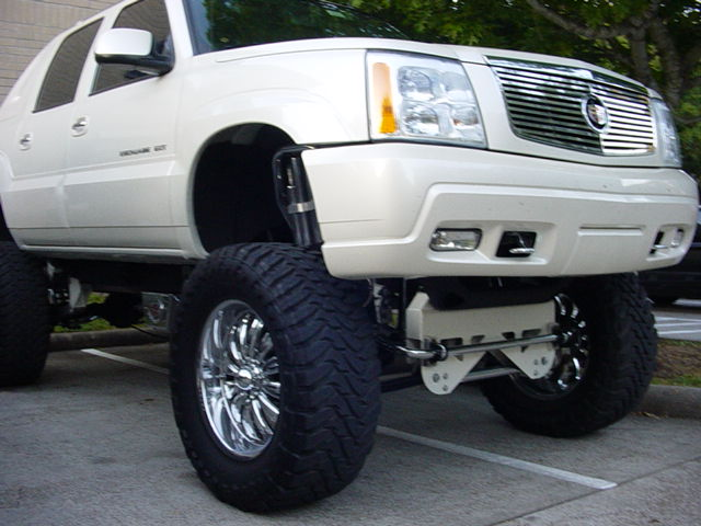 Lifted Escalade Ext In Houston Clear Lake Area Nissan