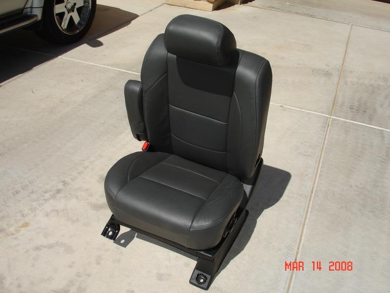 For Sale Nissan Titan Katzkin Leather Seat Covers