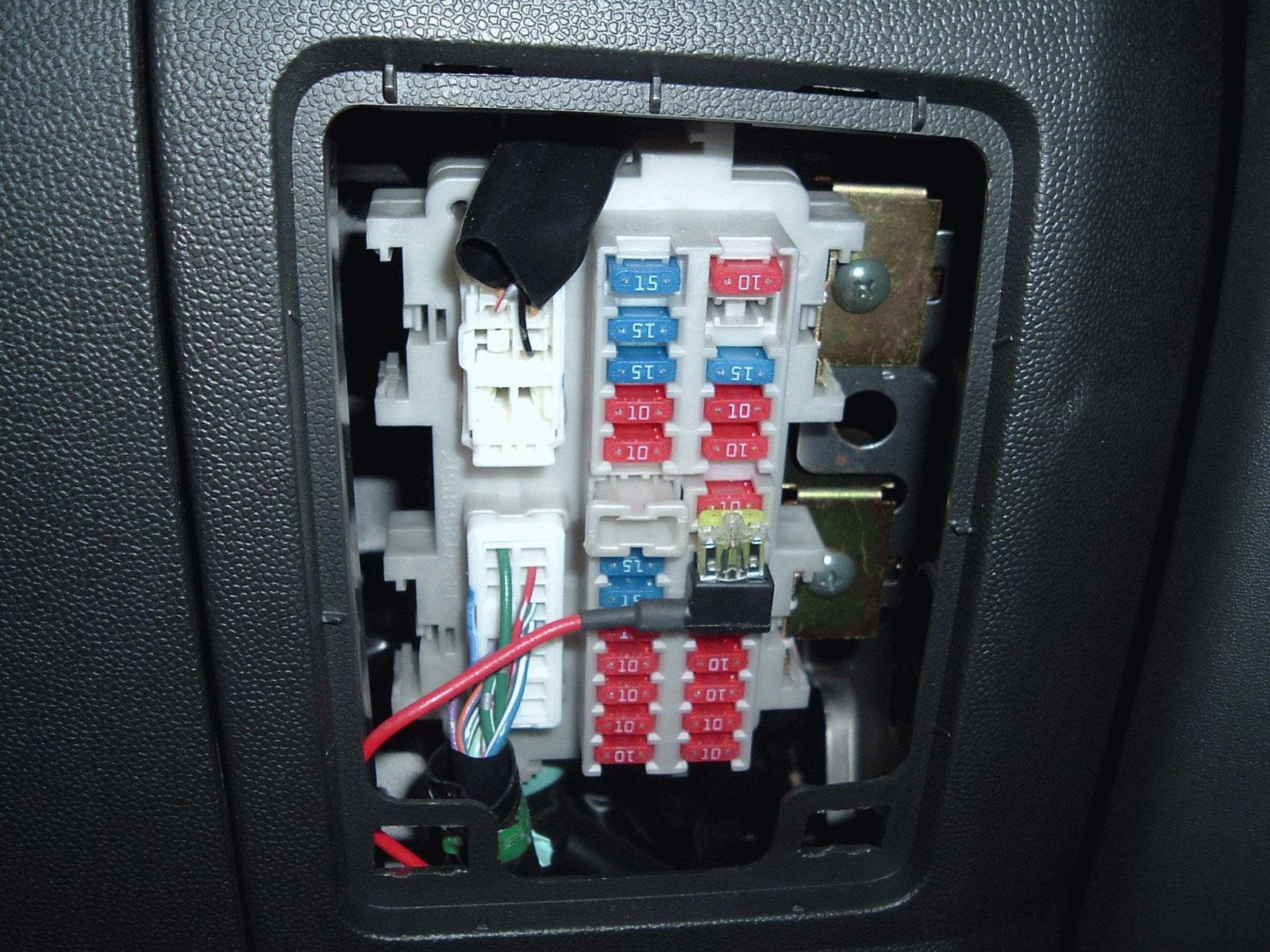 fuse box extension wiring diagram ops Circuit Breaker Fuse