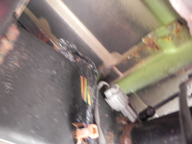 Rear harness melted above tailpipe. page 2 nissan titan forum