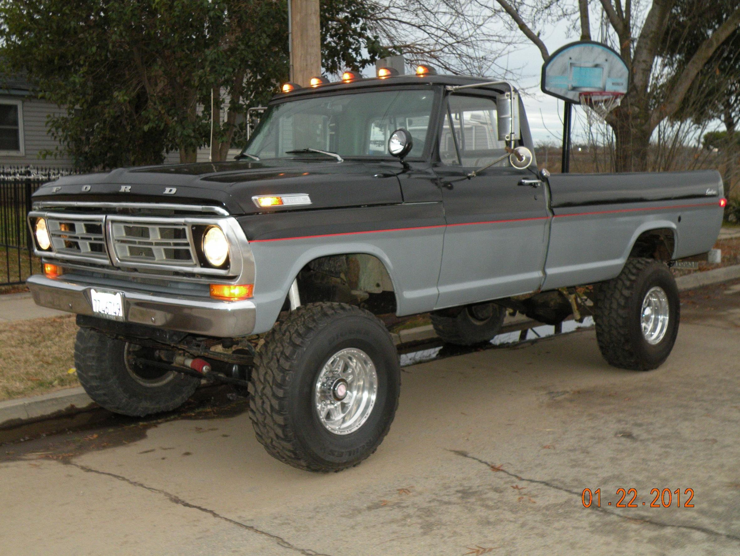 List Of Synonyms And Antonyms The Word 1972 F250 Highboy 1971 Ford 4x4 One Owner Surviver Original Patina Solid True