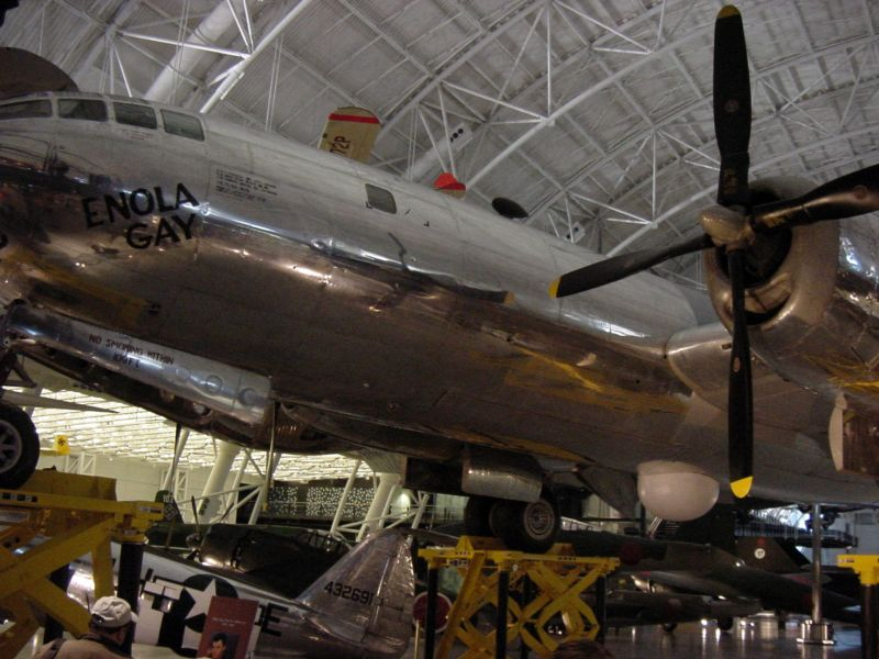 Titans at VA National Air & Space Museum meet!!!!-enola-gay-front-low.jpg