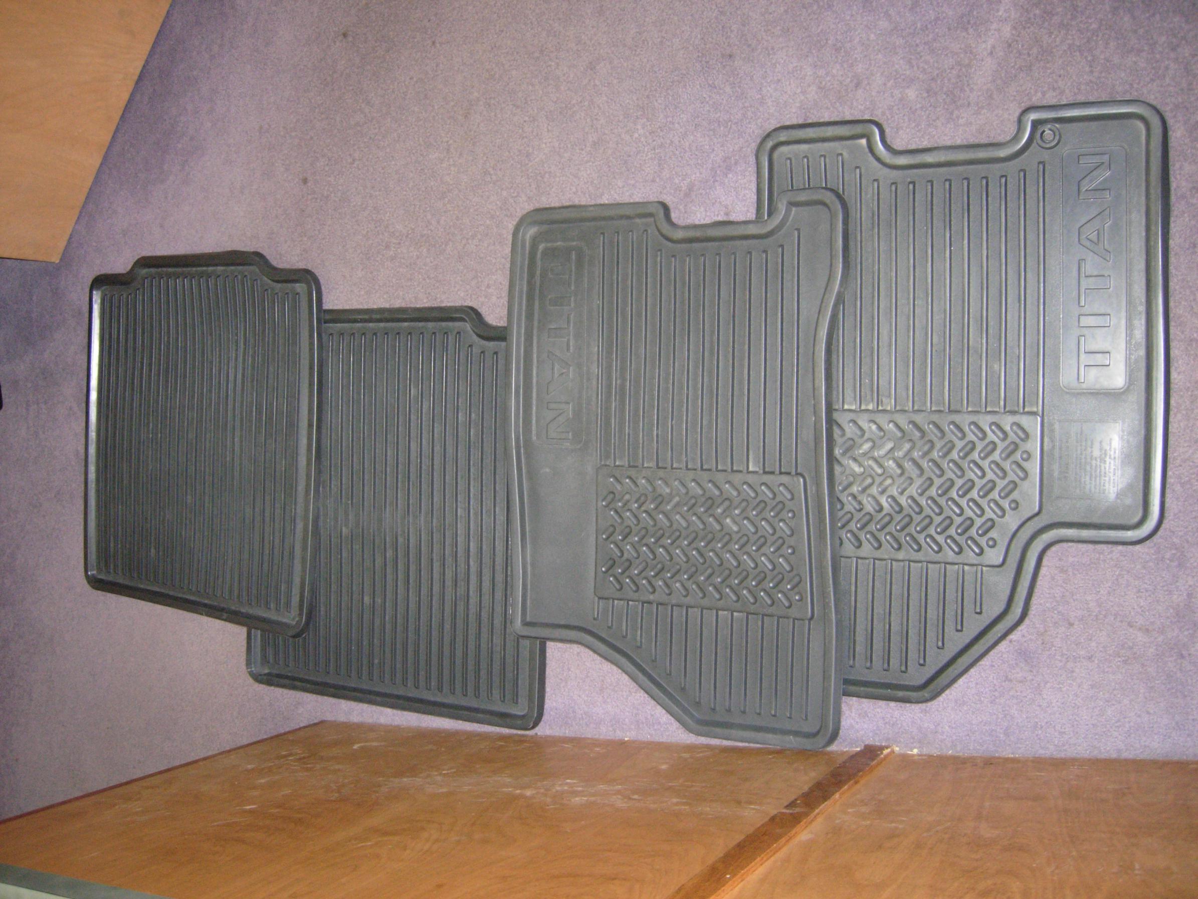 auto products nissan mats titan floor wade