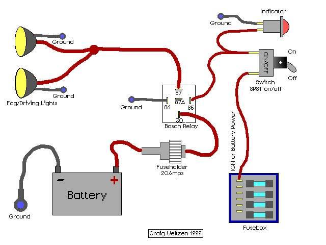 how to wire 3 100w off road lights on same switch nissan titan forum rh titantalk com
