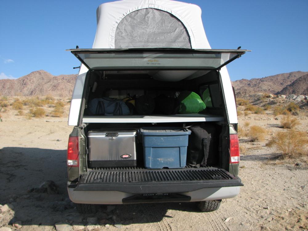 Flip Pac Camper Shell Nissan Titan Forum