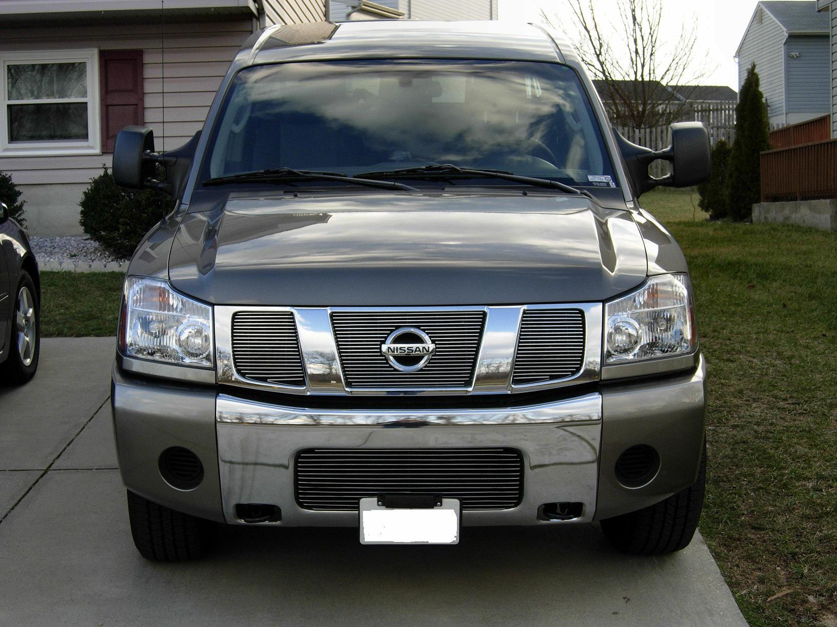 Nj License Plate Mounting Problem Nissan Titan Forum 2006 Xterra Fuse Diagram Frontplate