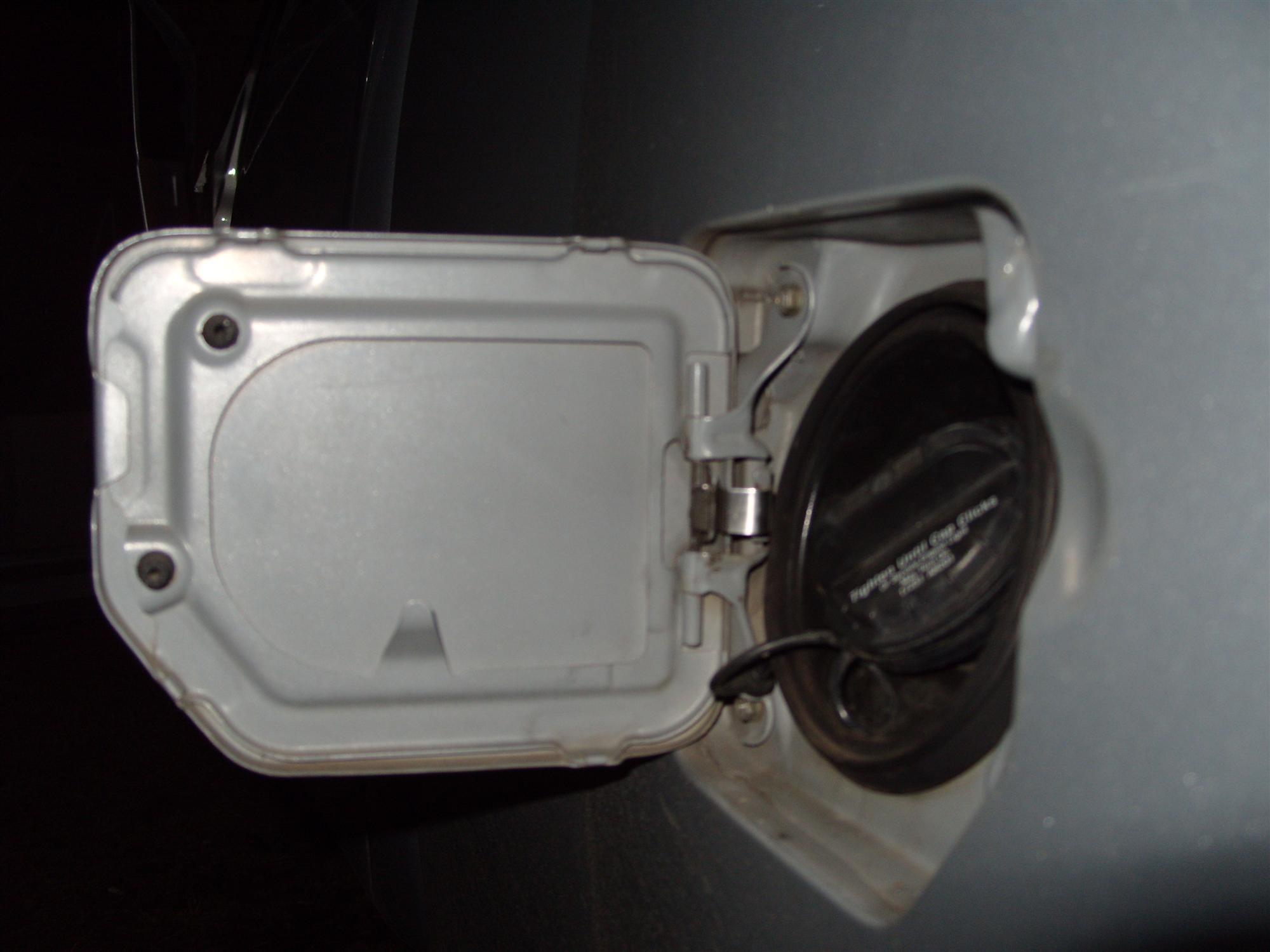 Gas door issue - Nissan Titan Forum