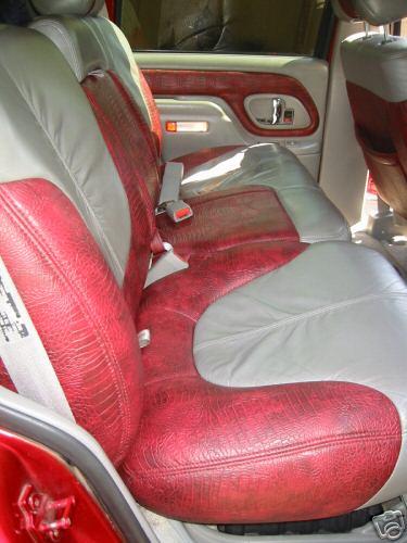 yukon denali seats gator