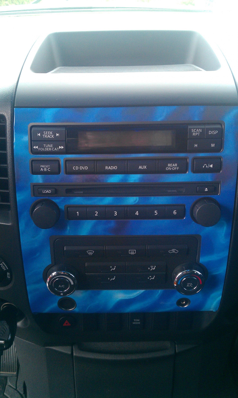 Titan Xd Forum >> Custom Radio Bezel Design Pics! - Page 2 - Nissan Titan Forum