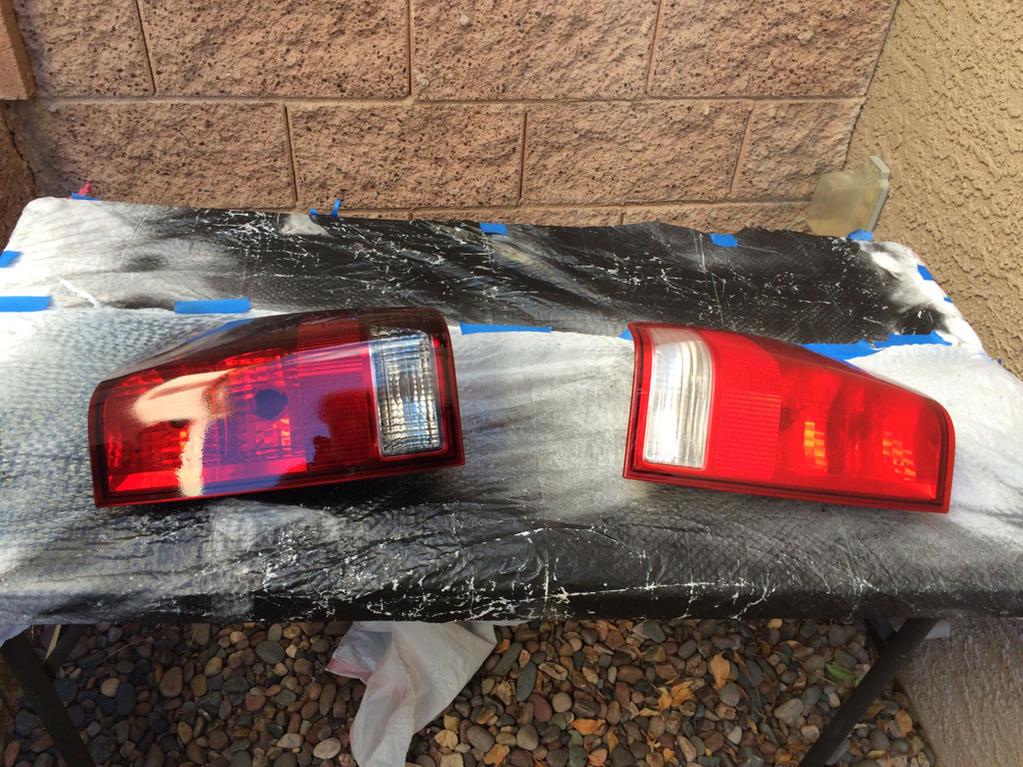 D How Tint Tail Lights Vht Nite Shades Imageuploadedbyag Free