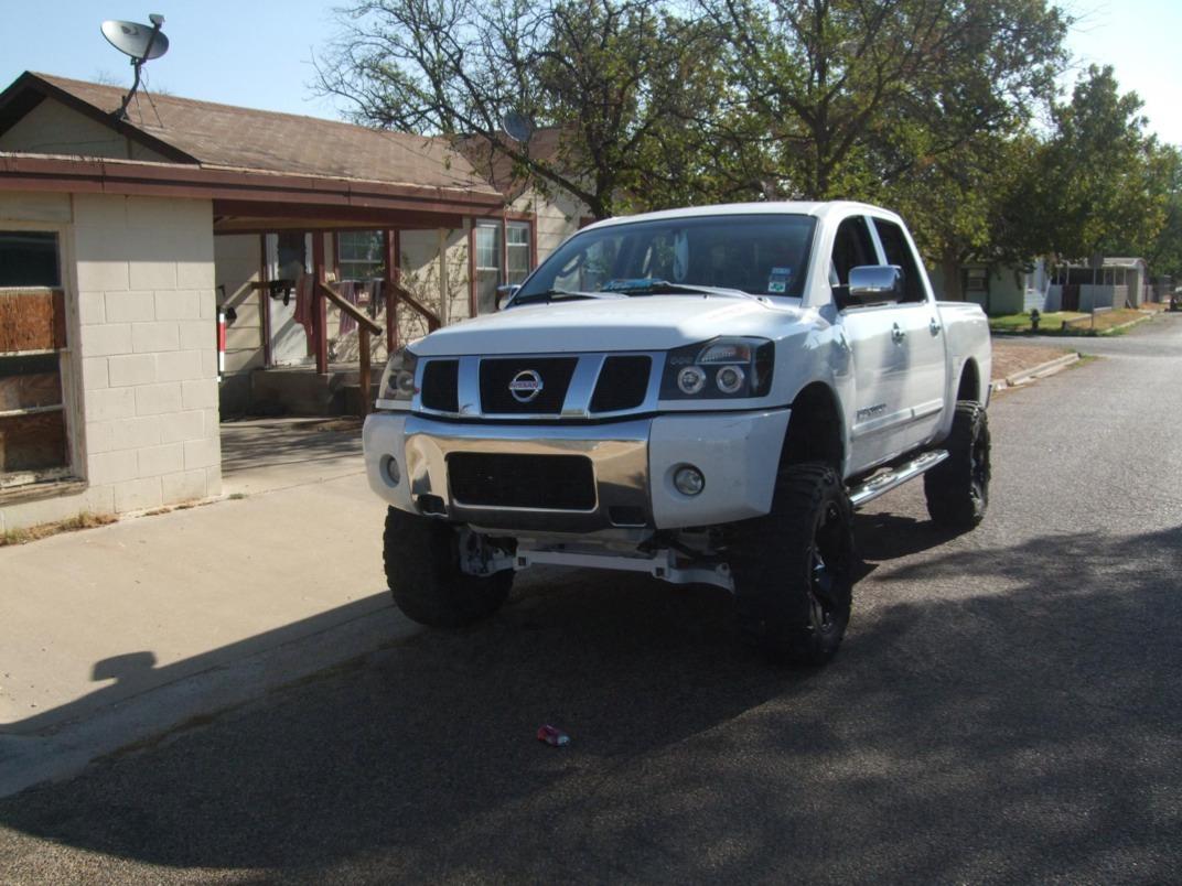 3 Quot Body Lift Nissan Titan Forum