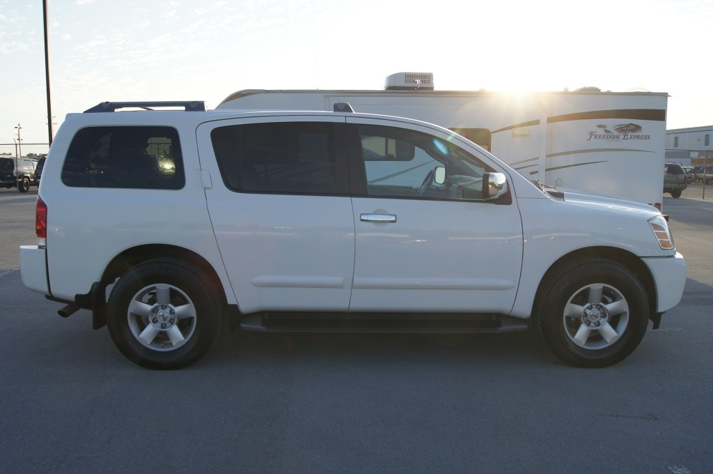 2005 Nissan Armada Suspension Lift Best Picture