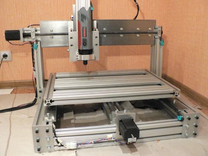 DIY CNC Milling Machine   Nissan Titan