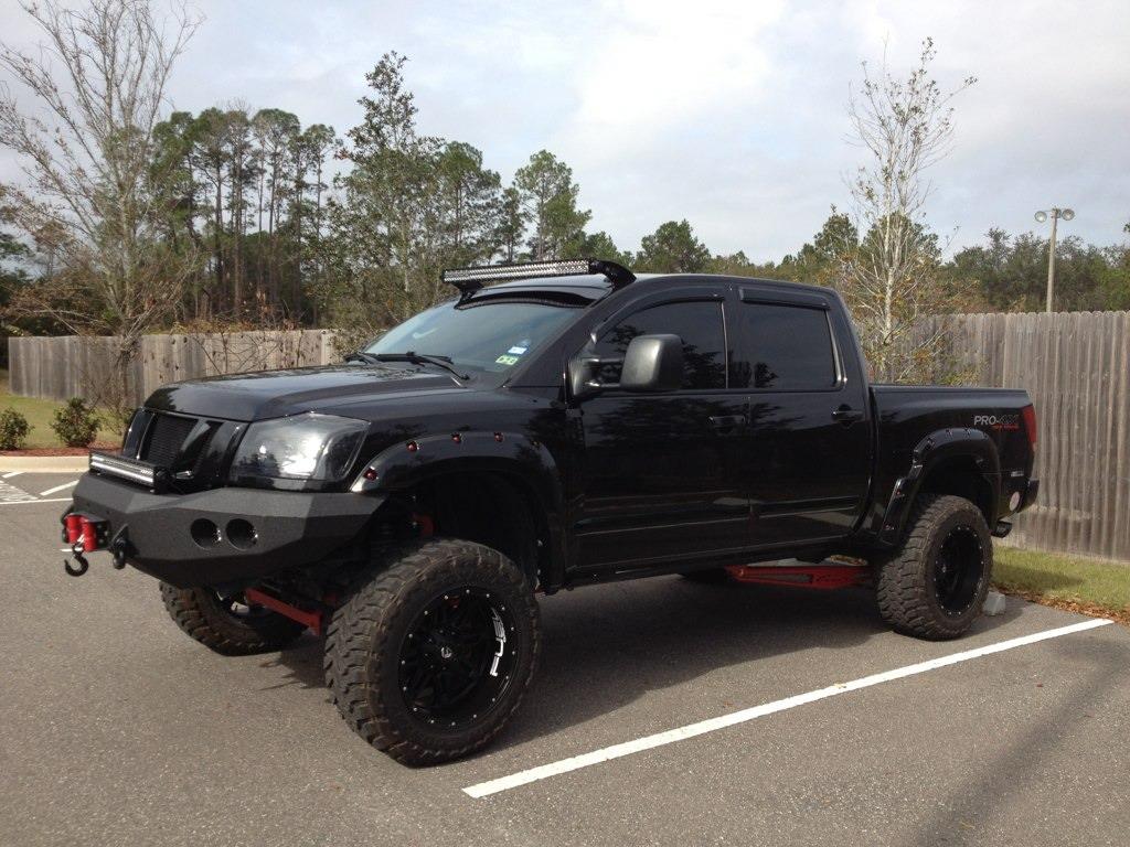 Titan Heavy Duty Winch Bumper Nissan Titan Forum