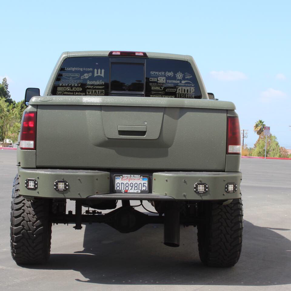 Led Bars And Pods Nissan Titan Forum
