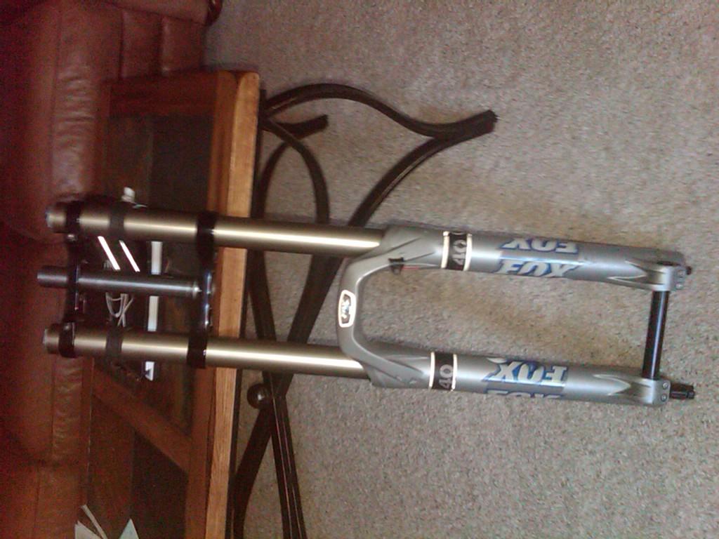 WTT: glory DH bike frame and fox 40 fork for lift | Nissan