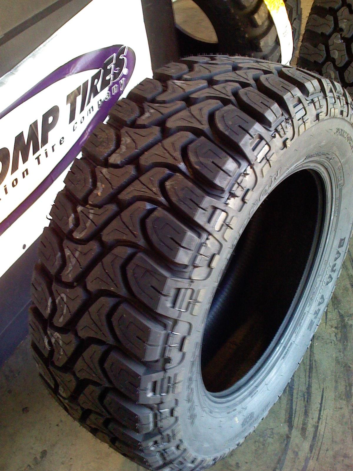 Pro p Xtreme A T or Mickey Thompson Baja ATZ Nissan Titan Forum