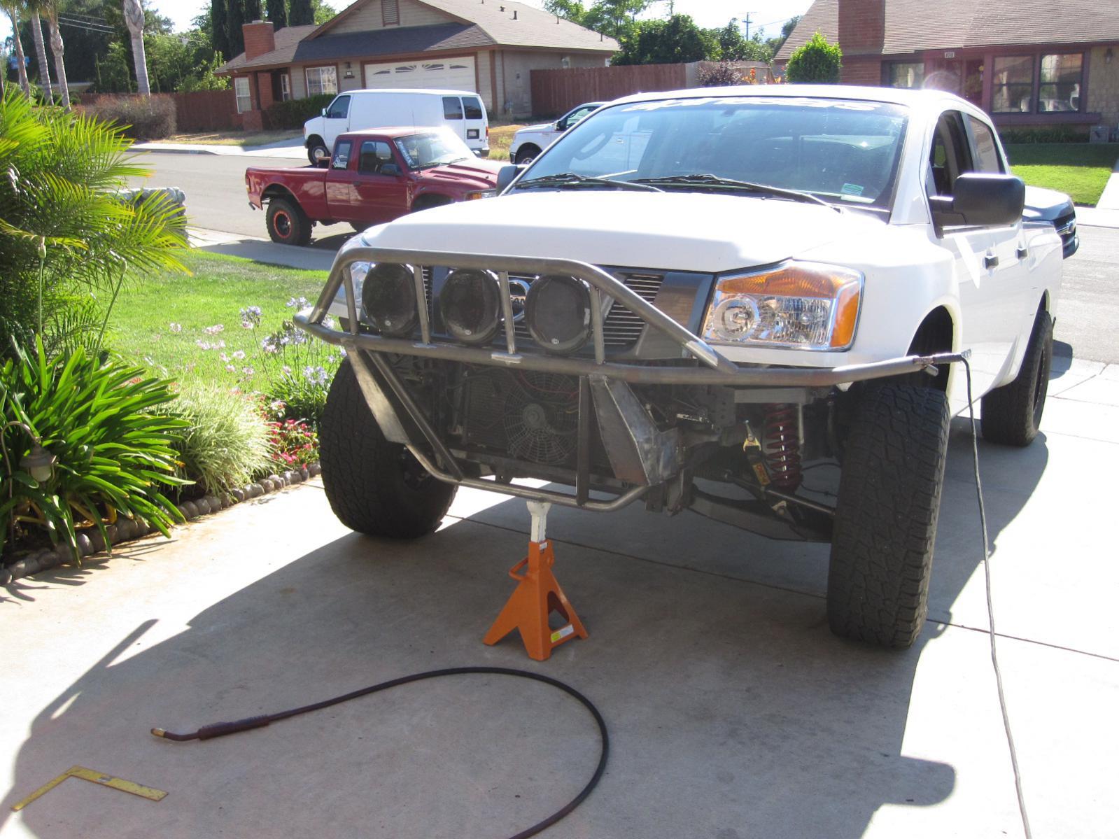 How to make a bumper