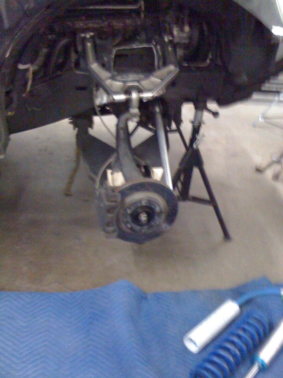 Custom Nissan Titan >> New NCD J-Arm Suspension System - Nissan Titan Forum