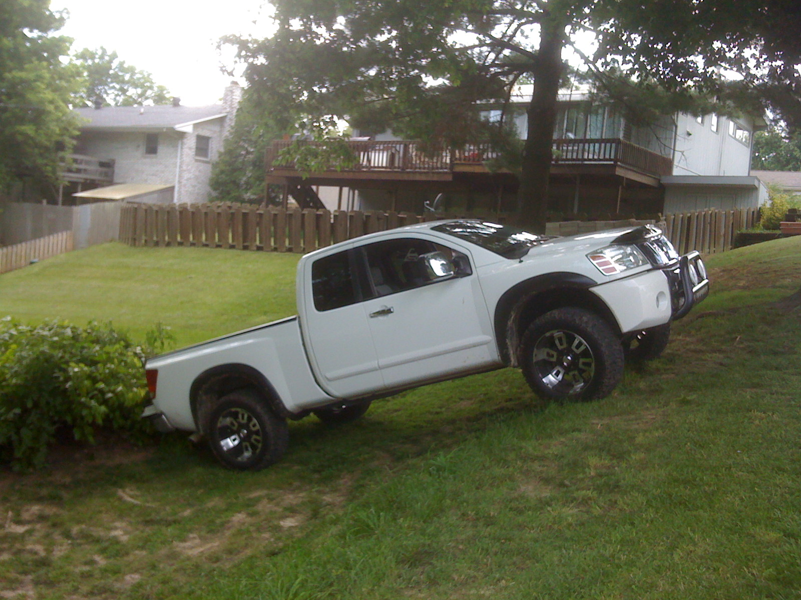 Post Pics Of Your Leveled Titans Page 3 Nissan Titan