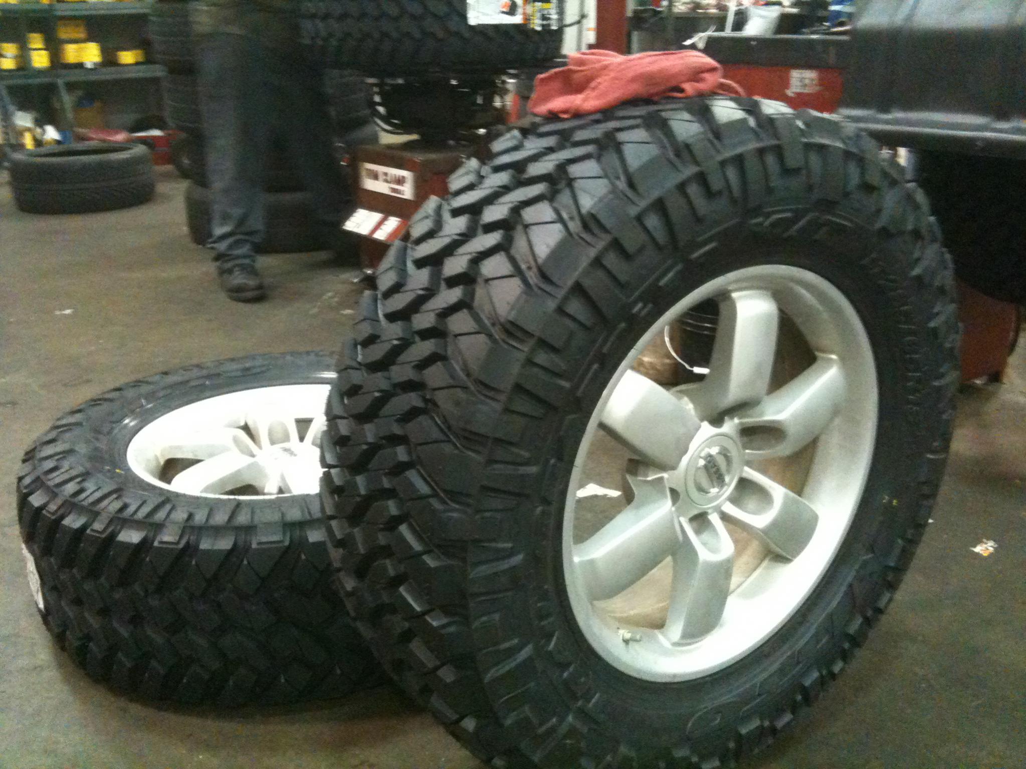 285/75r18 All Terrain Tires | 285/75r18 Nitto Terra Grappler G2 ...