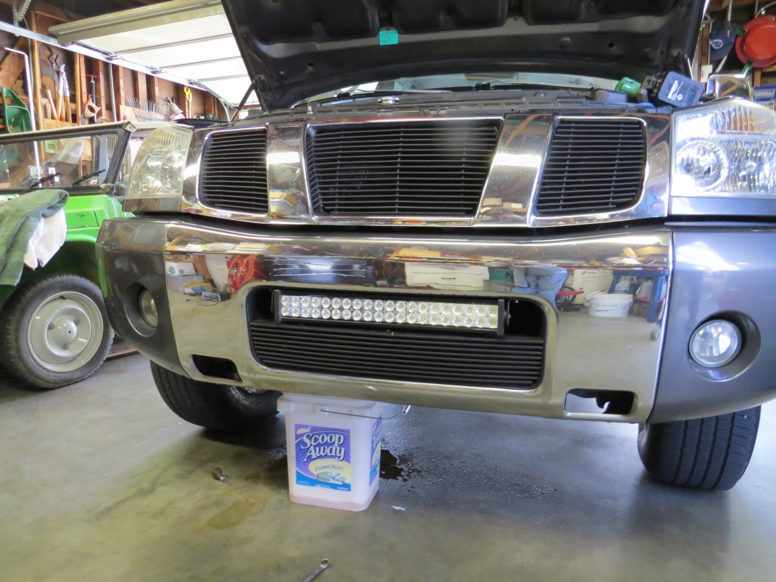 How to replace the starter Nissan Titan-img_0995.jpg