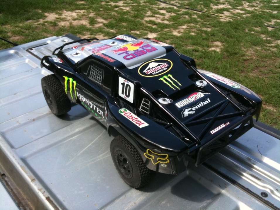Rc Trucks And Cars