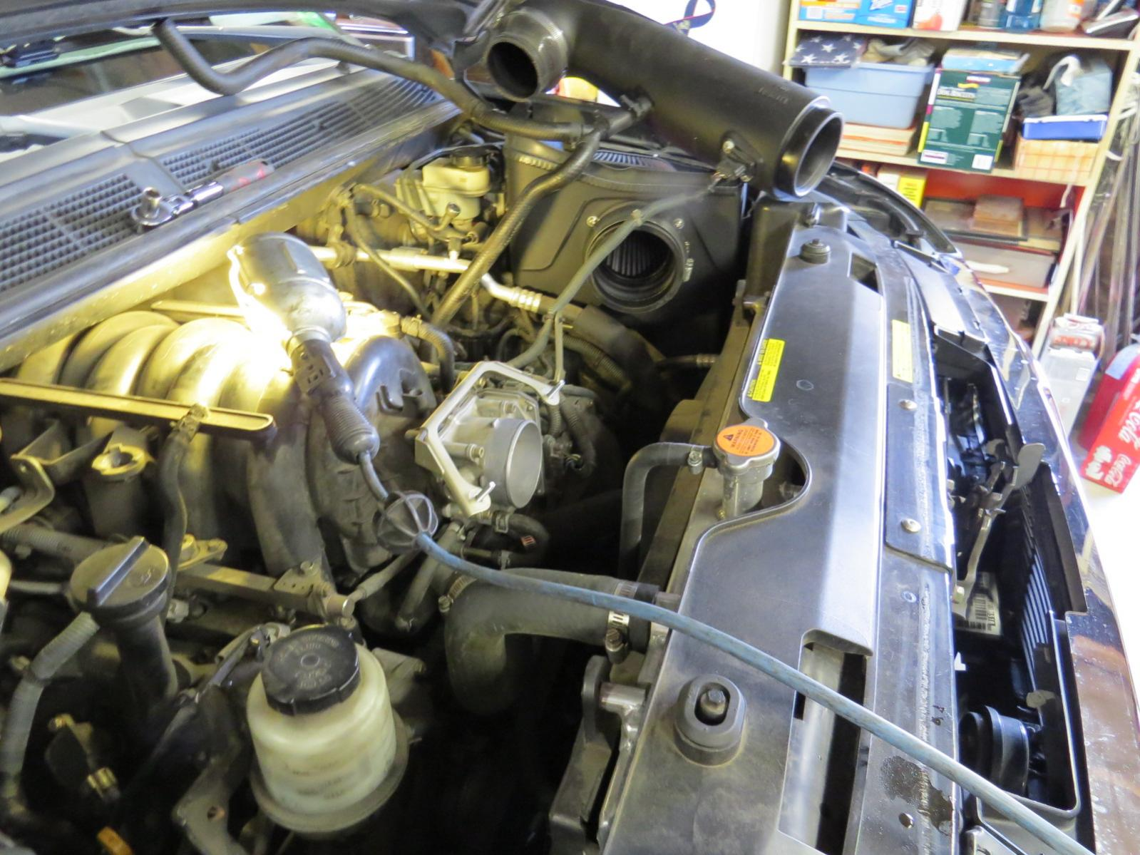How to replace the starter Nissan Titan-img_1005.jpg