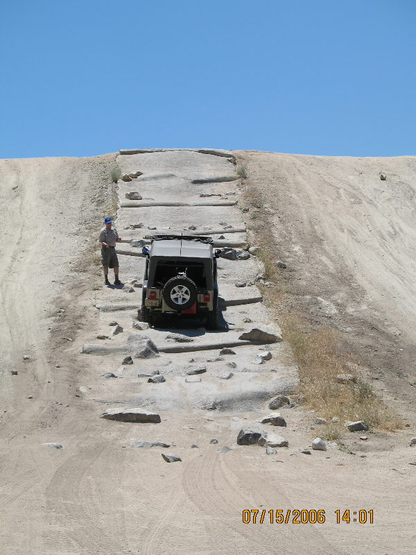 Lifted Nissan Titan >> Trip to Hungry Valley OHV Park - Pics!!!! - Nissan Titan Forum