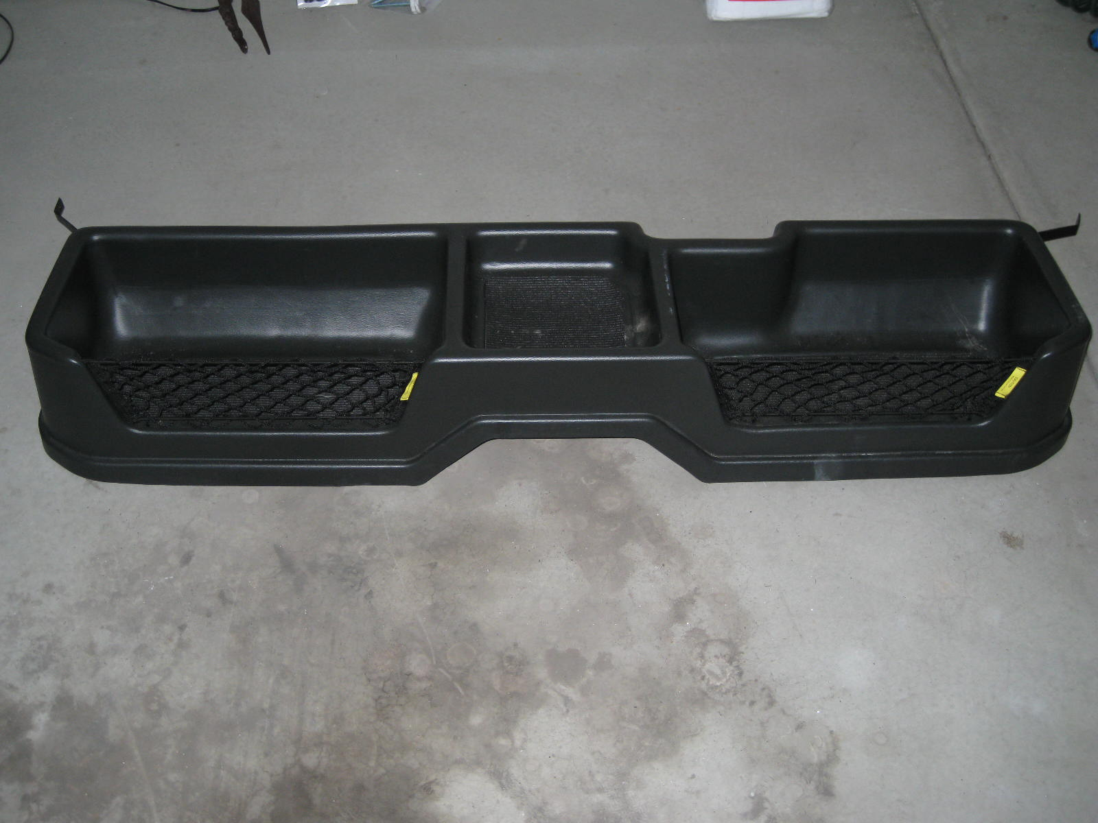 Running Boards Are Sold And Here Are The Pics Of The Under Seat