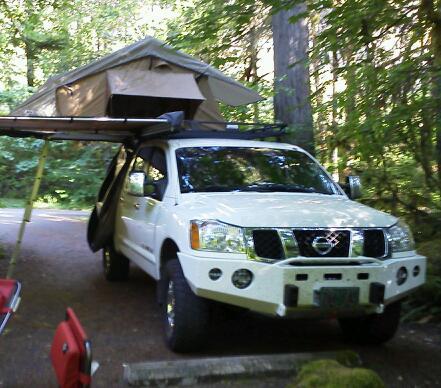 Overland Titan Nissan Titan Forum