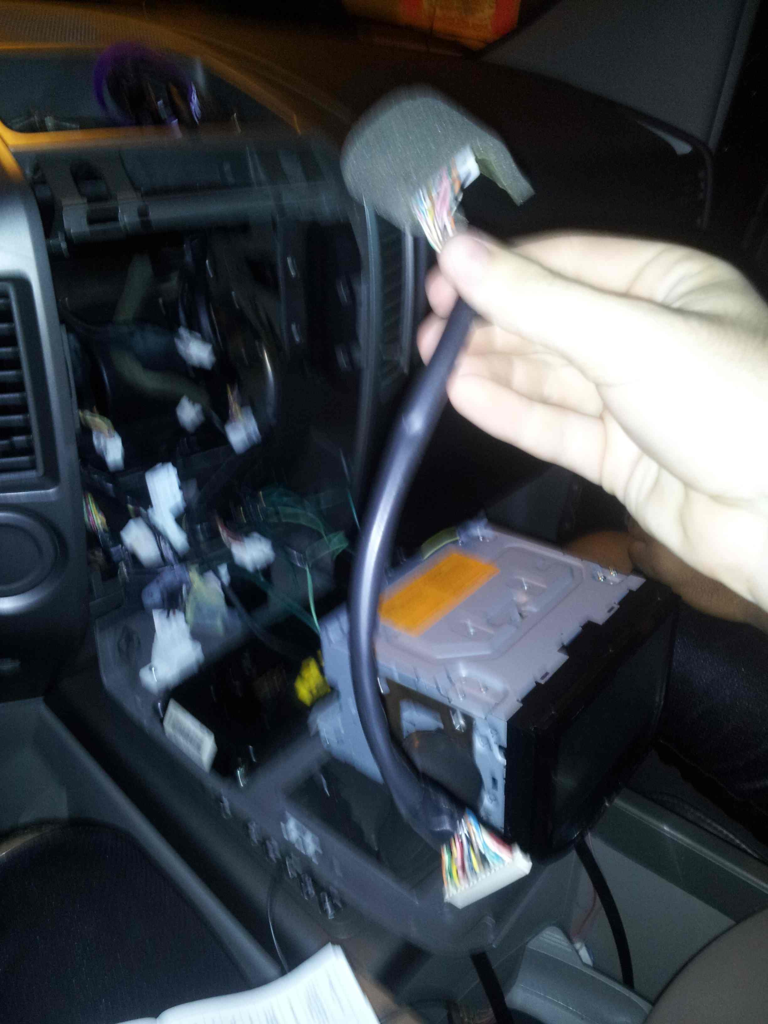 ... 2004 Nissan Titan Double Din Install Step by  Step-img_20120809_214438.jpg ...