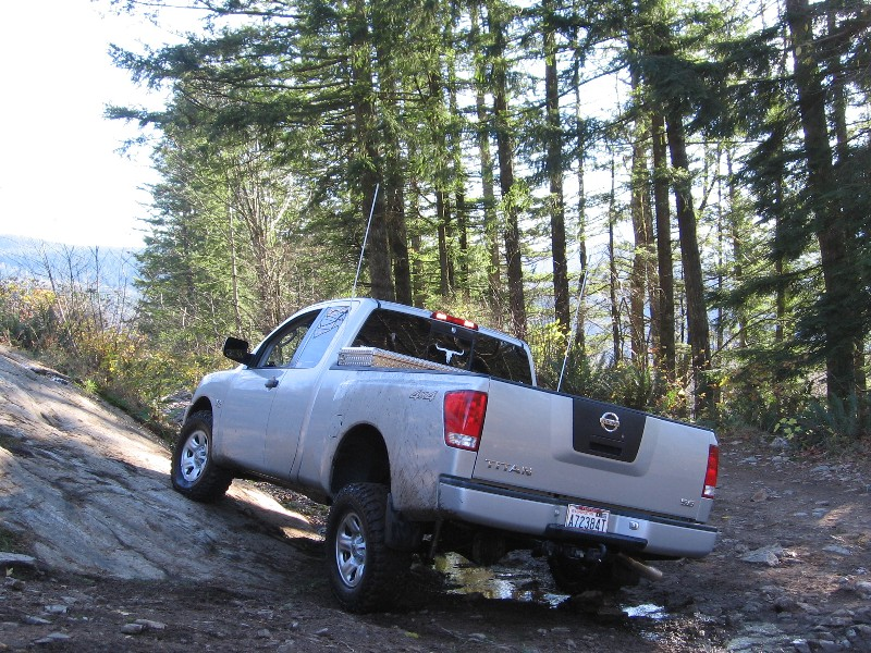 Reiter Pit up in the Great PNW! - Nissan Titan Forum