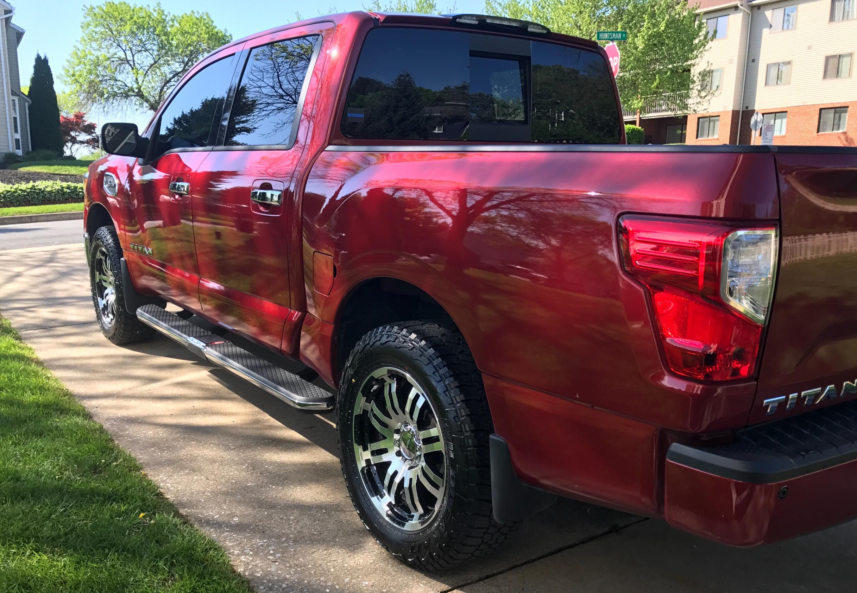 D My New Cayenne Red Titan Sl Img