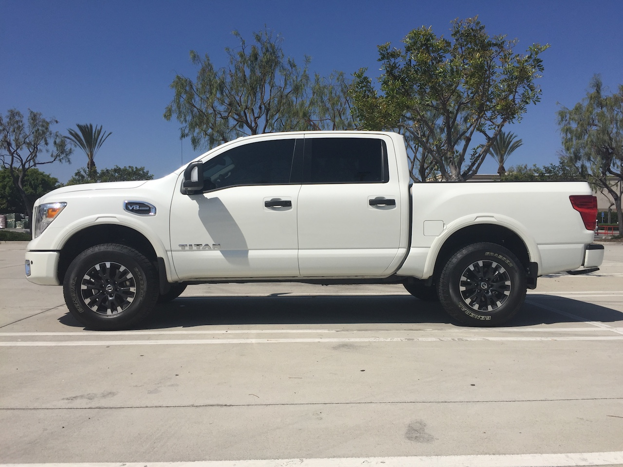 "Nissan Titan Forum - View Single Post - RC 2"" Leveling Kit ..."