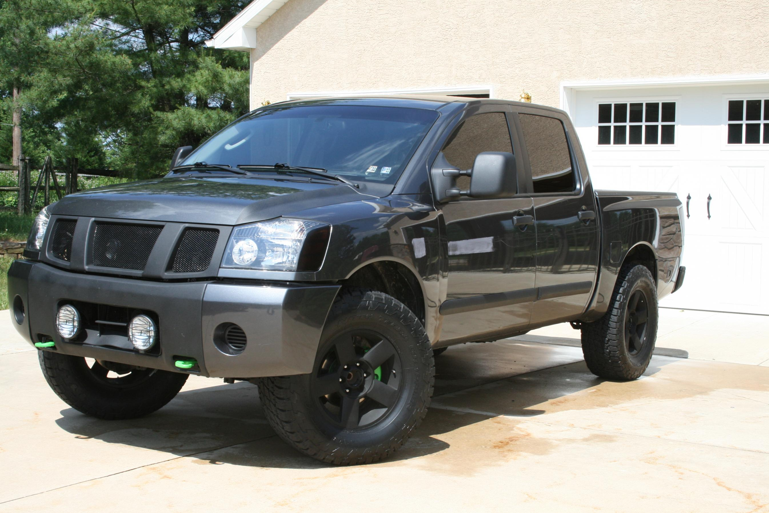 Post Pics Of What You Done To Your Titan Nissan Titan Forum
