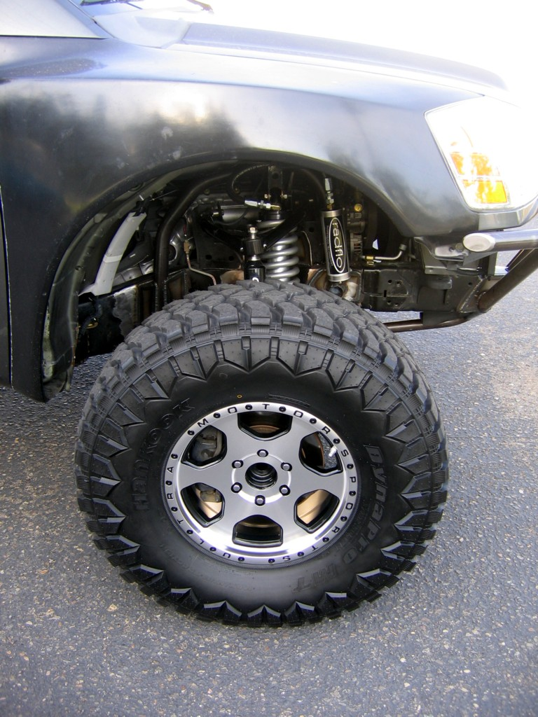 Hankook Truck Tires >> Hankook DynaPro ATM RF10 - Nissan Titan Forum