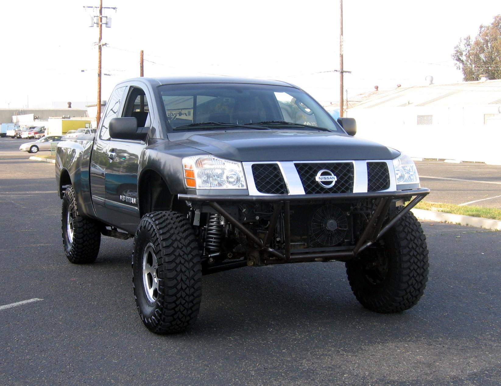 Costa Mesa Nissan >> Pre-runner bumper help - Page 2 - Nissan Titan Forum
