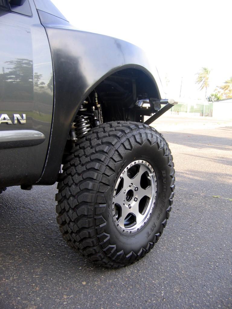 Costa Mesa Nissan >> Just purchased 285/65/18 Hankook DynaPro ATM RF10 Tires - Nissan Titan Forum