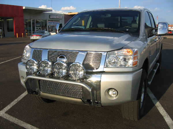 Looking for 4x4 light bar ideas nissan titan forum looking for 4x4 light bar ideas index2g mozeypictures Image collections