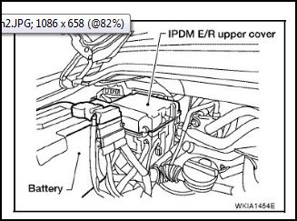 parking light fuse? | Nissan an Forum on