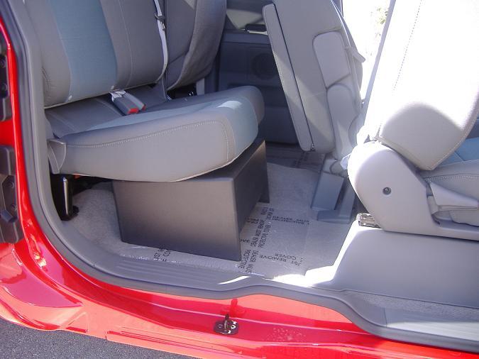 Custom Sub Box For Nissan Titan By Elegonics Page 3