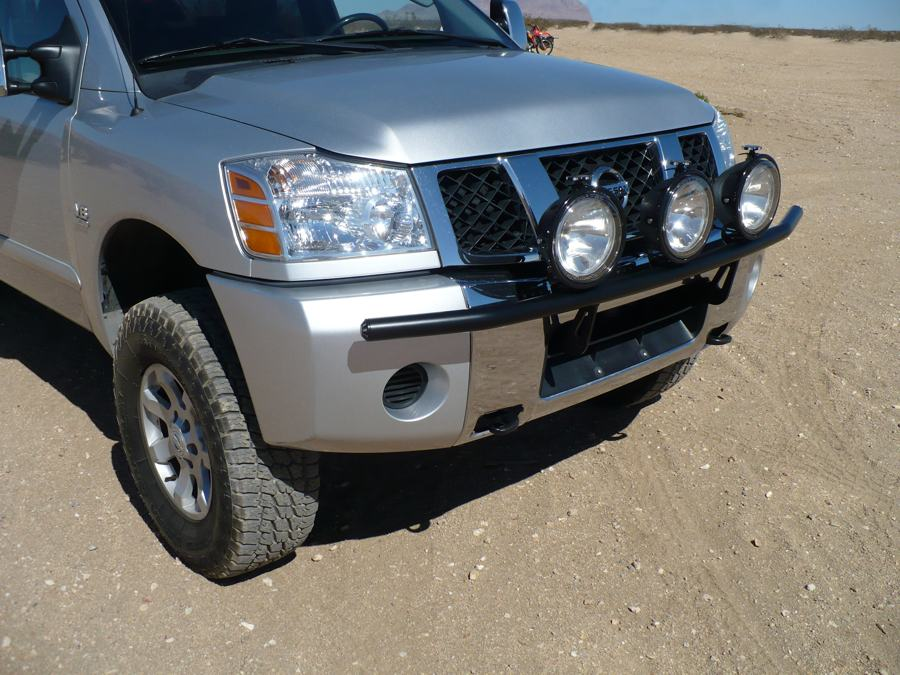 Nissan titan forum view single post off road light bar off road light bar lb 1 smlg mozeypictures Gallery