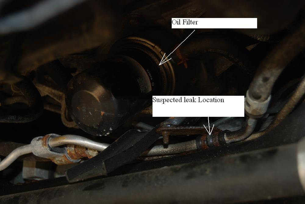Power Steering Pipe Hose Leak Nissan Titan Forum